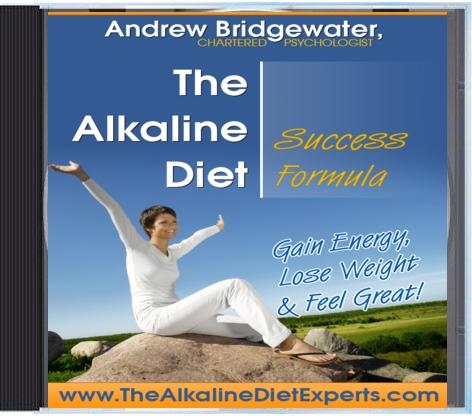 The Alkaline Diet CD by Andrew Bridgewater